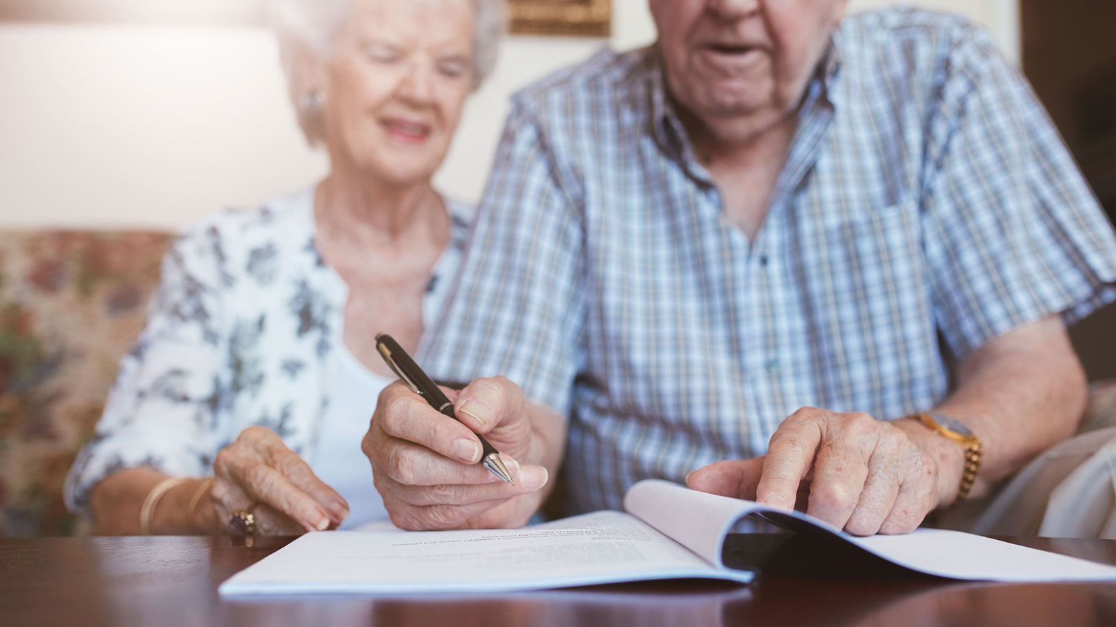 Get Help With a Loved One's Estate